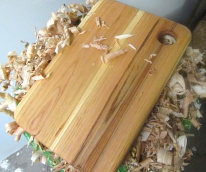 Making a Cutting Board That Won't Warp