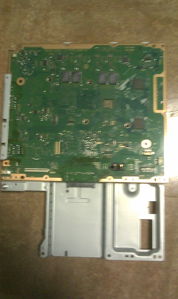 Disconnecting the Motherboard