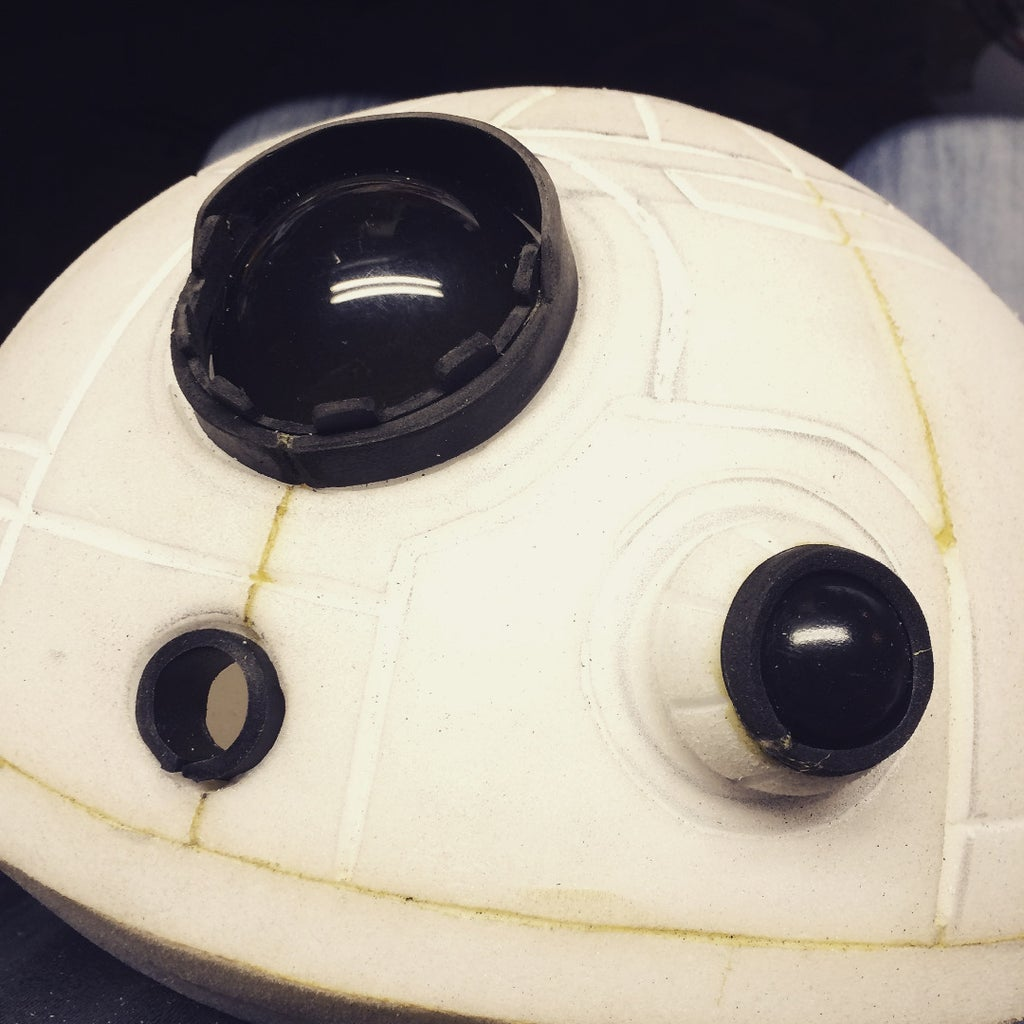 Giving BB-8 a Personality