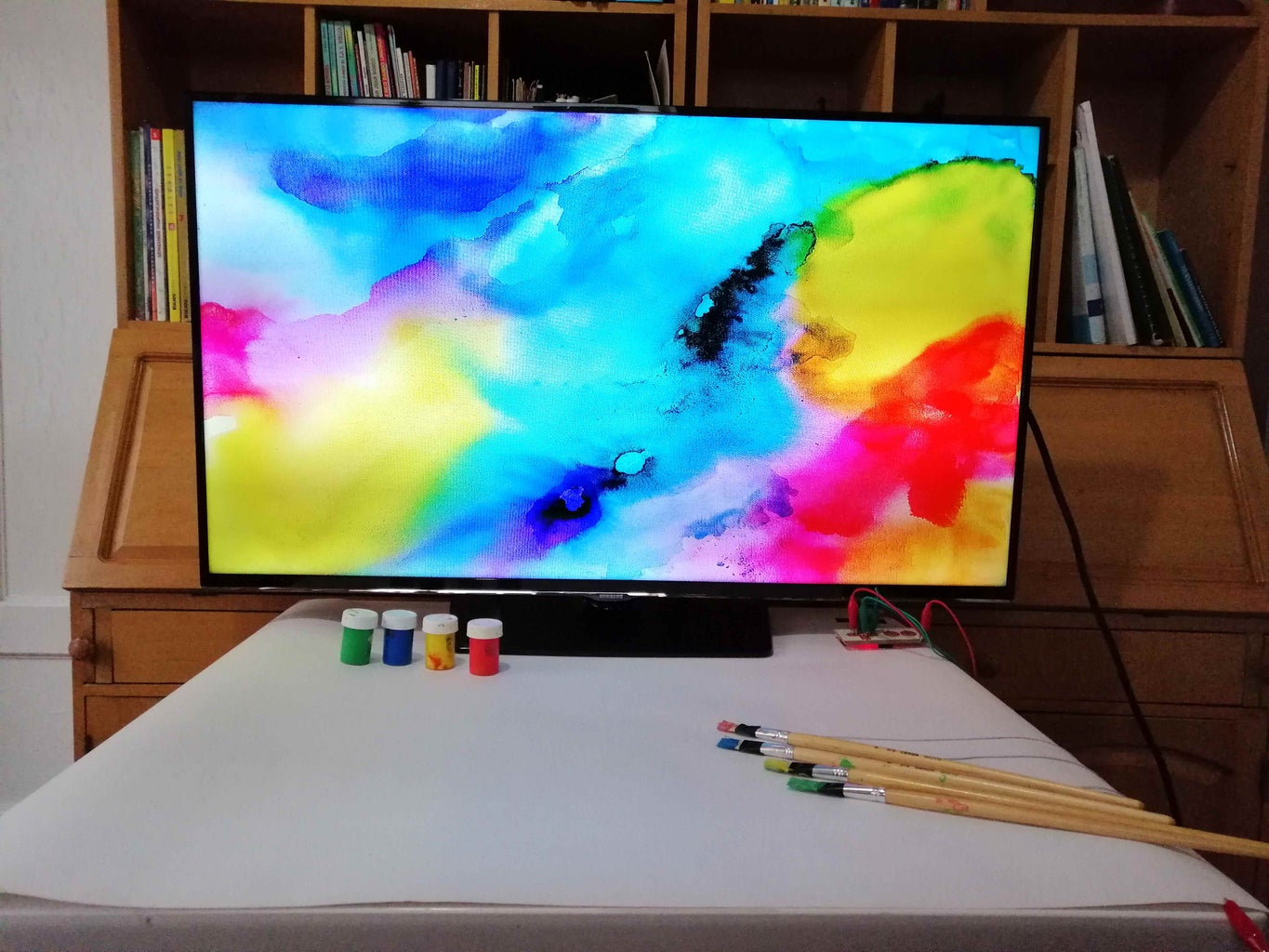 Set Up the Workspace (for Children and Adults)