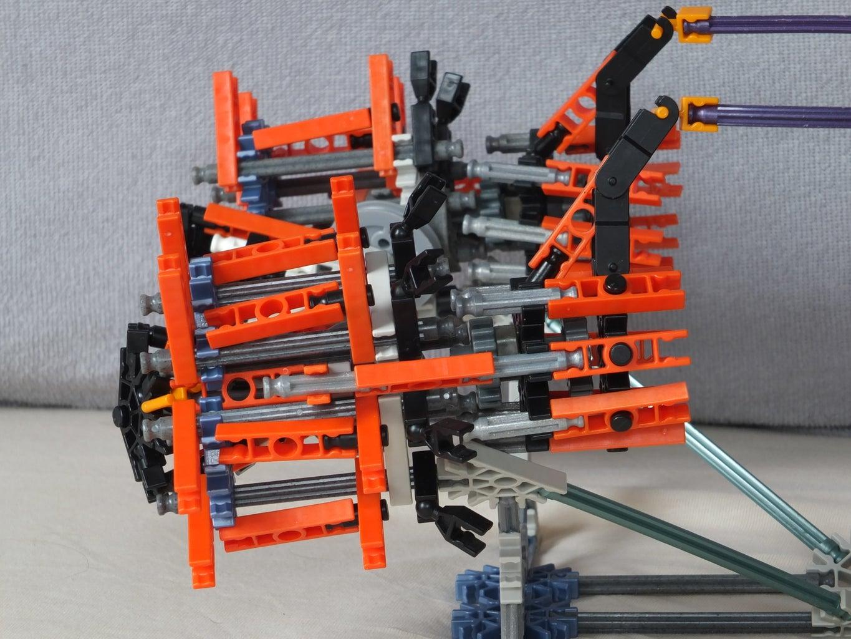 Building the Split-X Engines