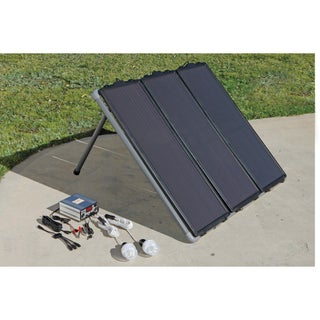 Assembling My Harbor Freight 45 Watt Solar Panel Kit No Tools Needed 8 Steps Instructables