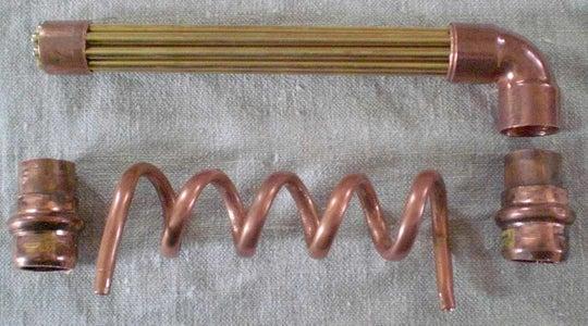 Cooling Spirals
