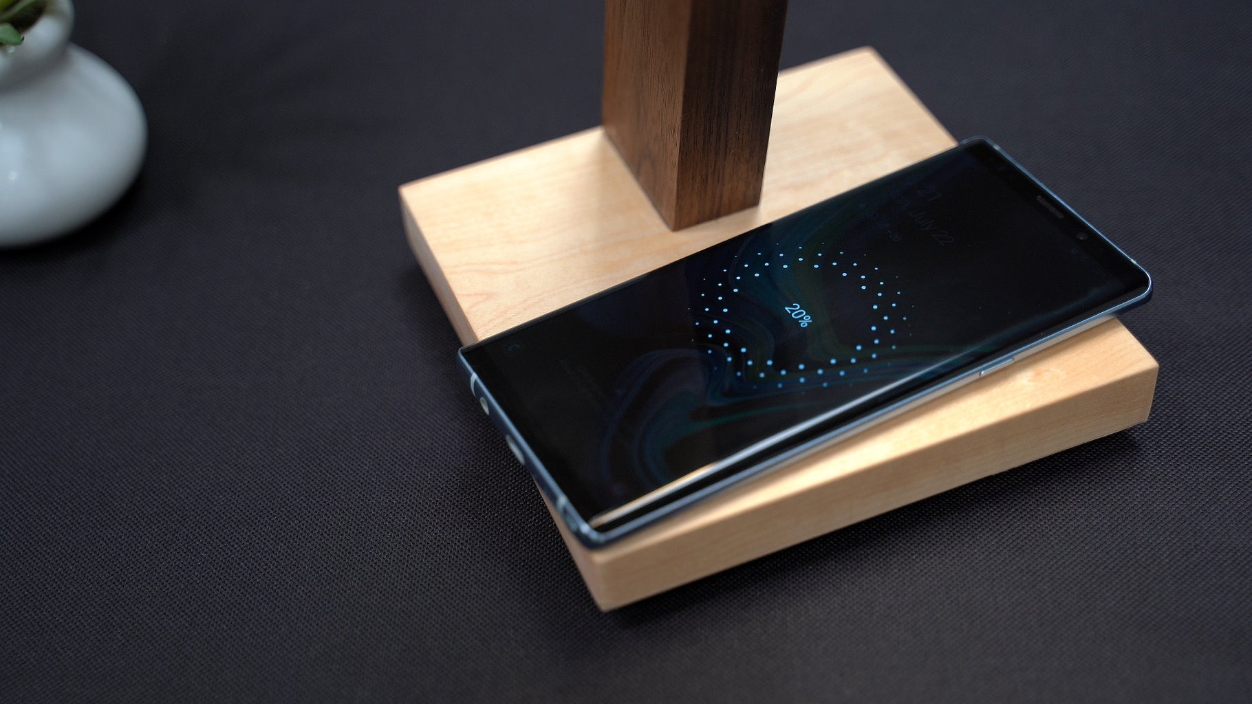 Installing the Wireless Charger