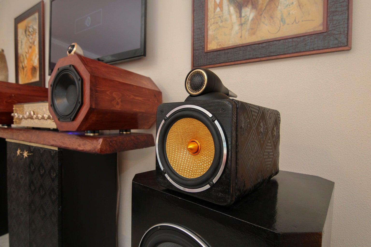 Loudspeakers: