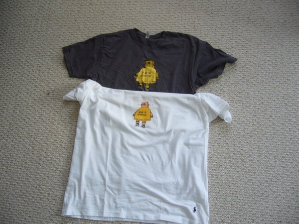 How to Make an Instructables T-Shirt