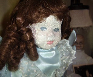 Create Creepy Dolls Without Destroying a Doll Collection