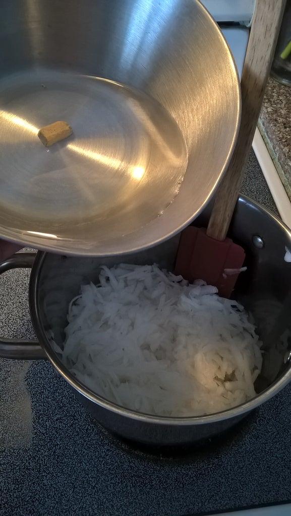 Cook the Radish