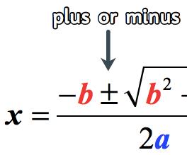 Python - Calculate the Quadratic Formula