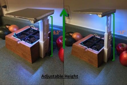 Smart Indoor Herb Garden