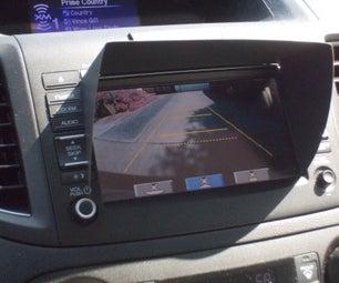 Car Back-up Camera Sun Shade