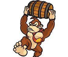 Barrel of Donkey Kong