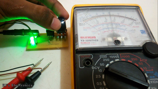 Adding the PowerSupply and Output