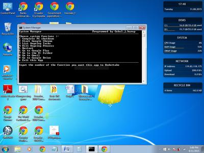 System Manager Ultimate .bat