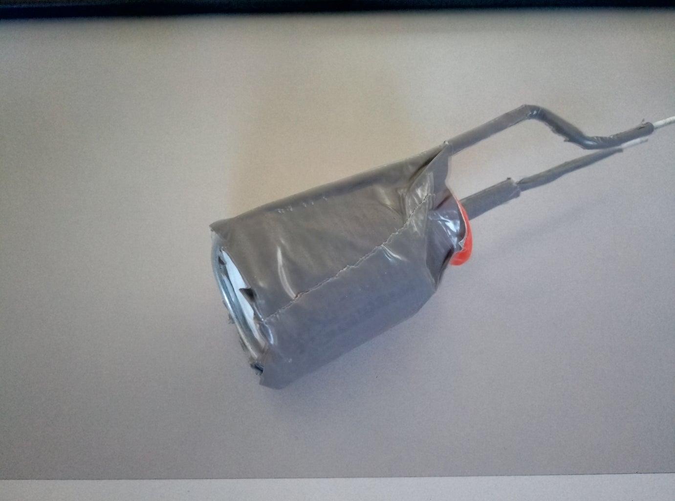 Hand Made Car Charger Socket