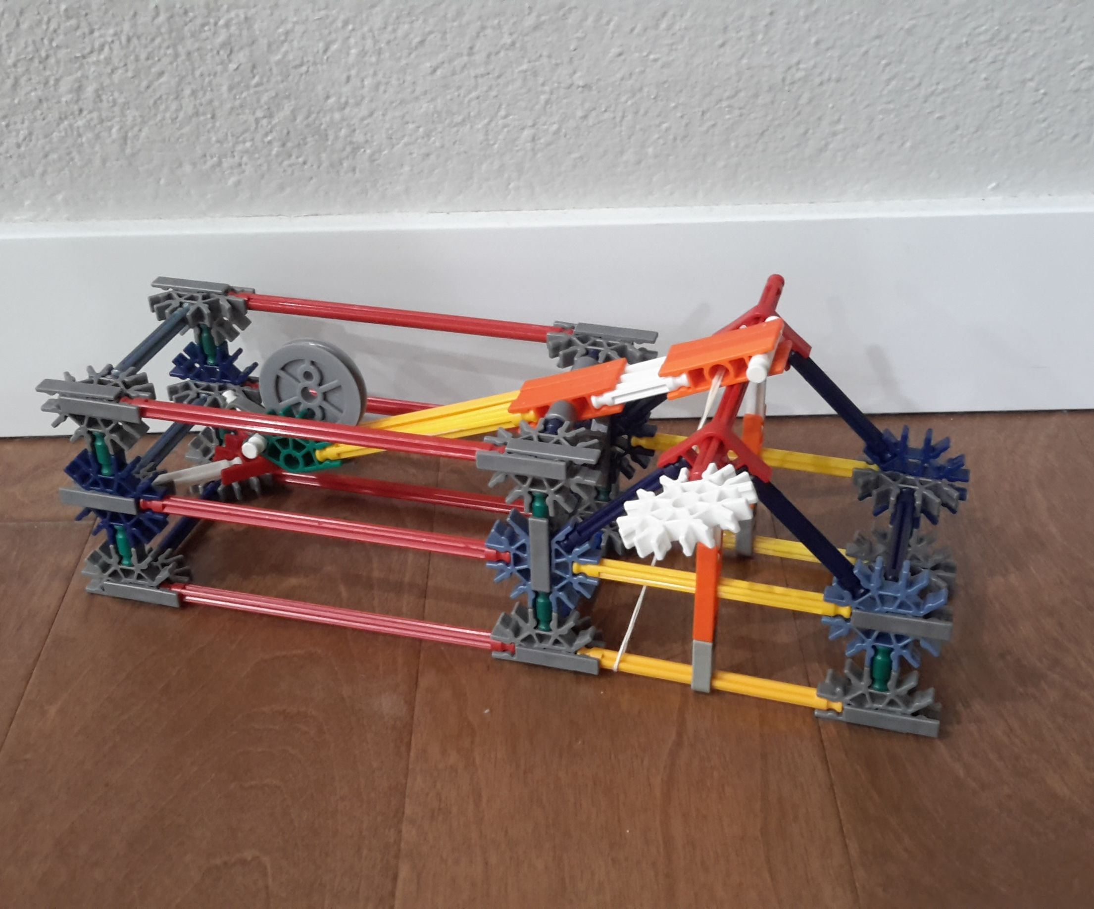 K'nex Catapult