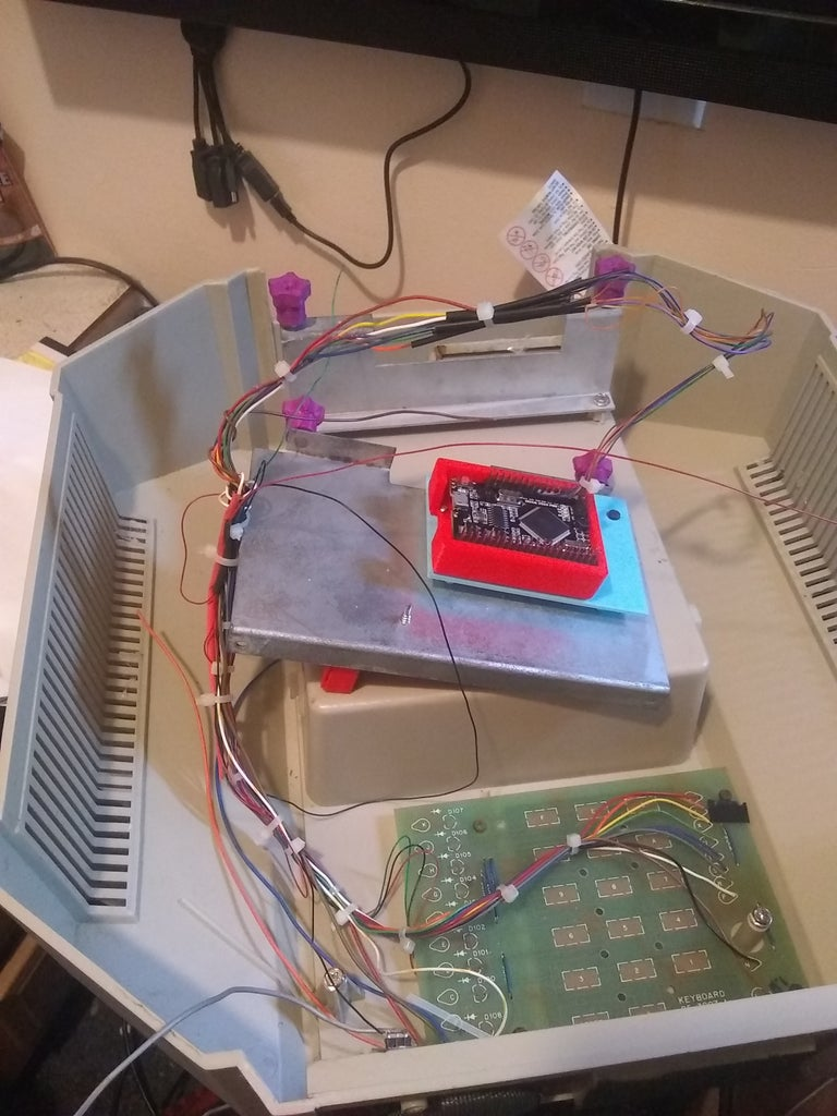 Raspberry PI Google AIY, and the Arduino Mega 2560 Mini