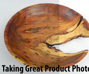Taking Great Product Photos