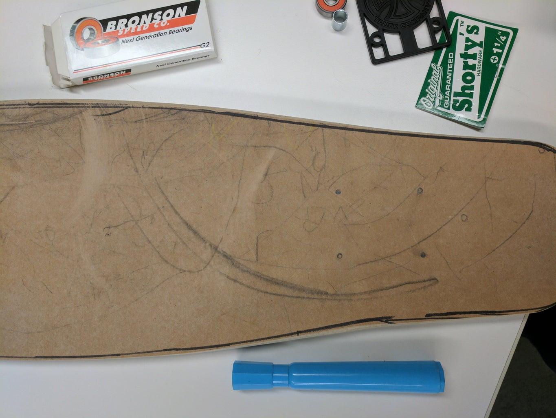 Step 2 Cutting