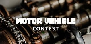 Motor Vehicle Contest