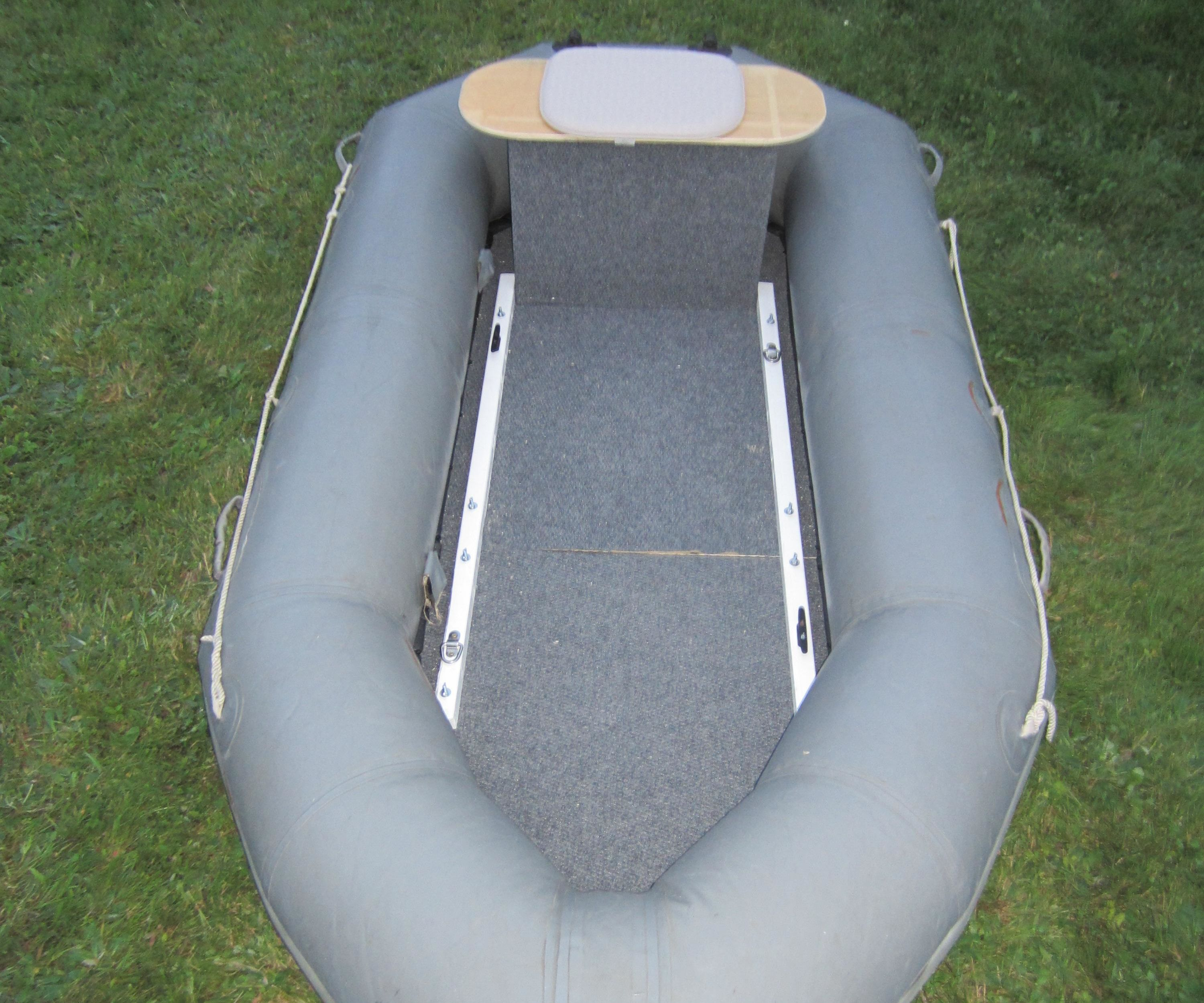 Inflatable Boat Floorboard & Seat