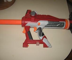 Nerf Gun Mod for the Nerf Utility Gun!
