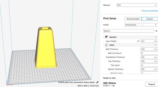 Slice and Print