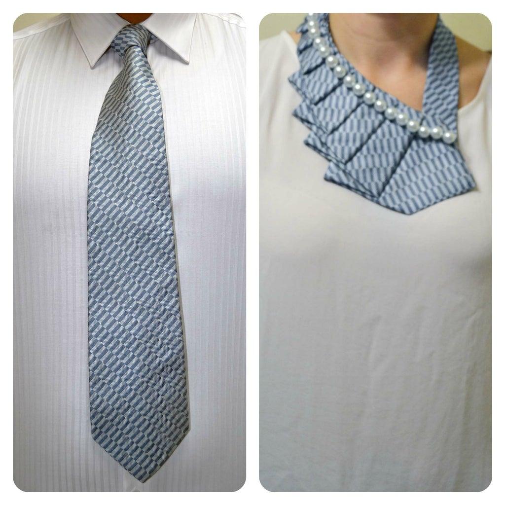 A New Twist on the Old Necktie!