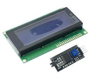Driving an LCD With I2C Module