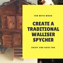 Create a Small Wood House