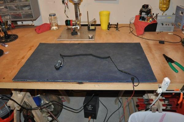 DIY Anti Static Mat