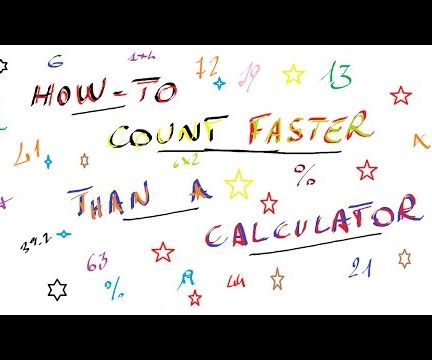Math Trick - Multiply Faster Than a Calculator!