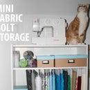 Mini Fabric Bolt Storage