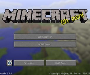 Minecraft:  Kitchen Tables