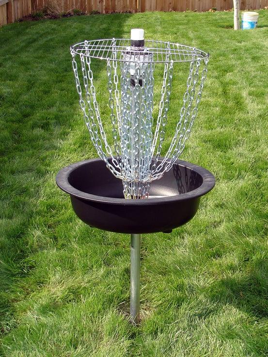 Hardware Disc Golf Basket