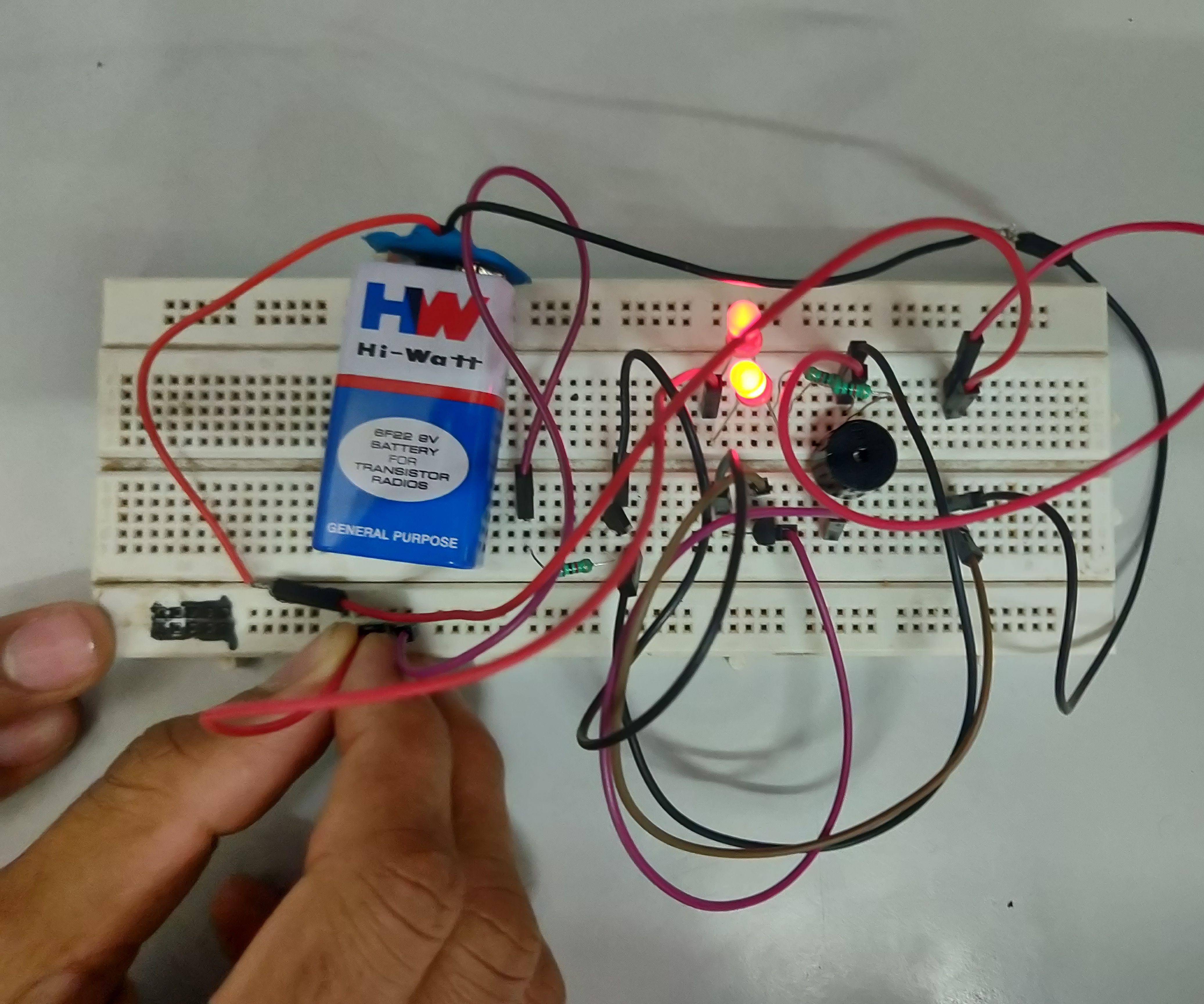 Short Circuit Detector (Part-1)