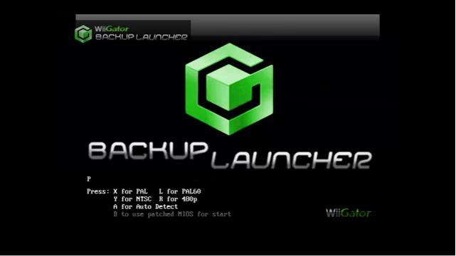 How to play Gamecube backups on your wii without a modchip.