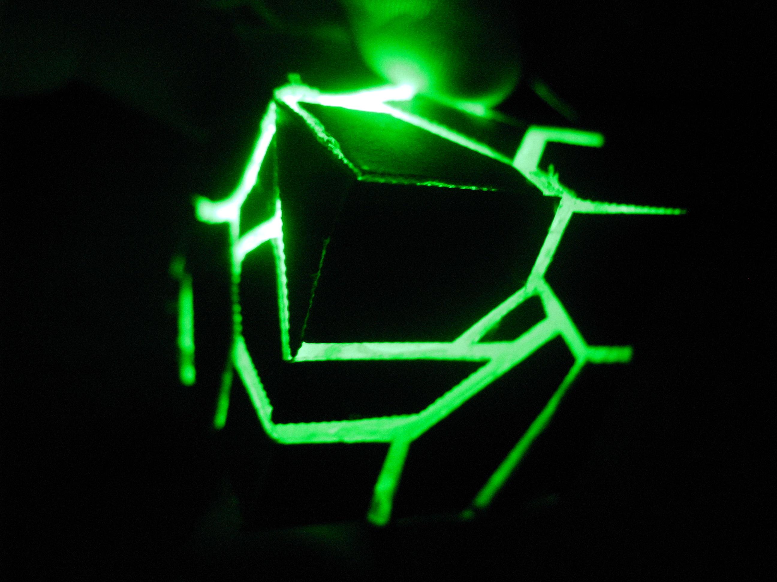 Awesome led cube