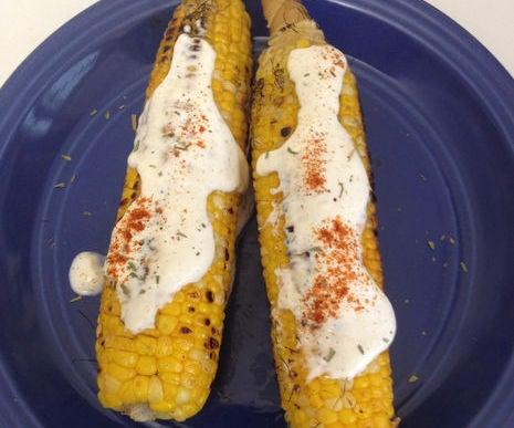 Chili Cilantro Corn