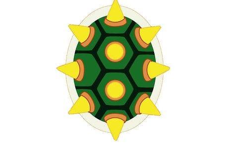 Shell Tiles, Seams, and Border