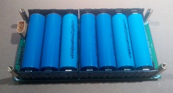 PCB 18650 Lithium Battery Power Module