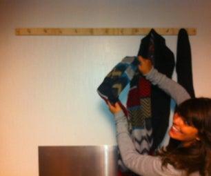 Make a Coat Rack