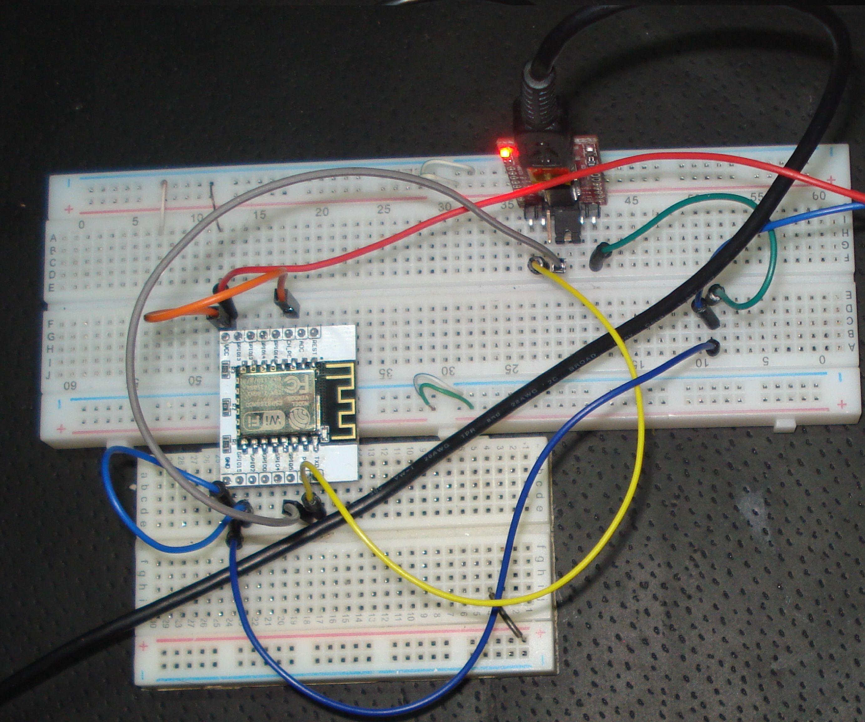 Build Esp12e Web-server App Using Arduino IDE