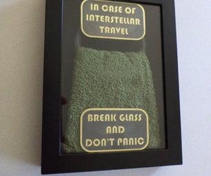 Emergency Towel Dispenser