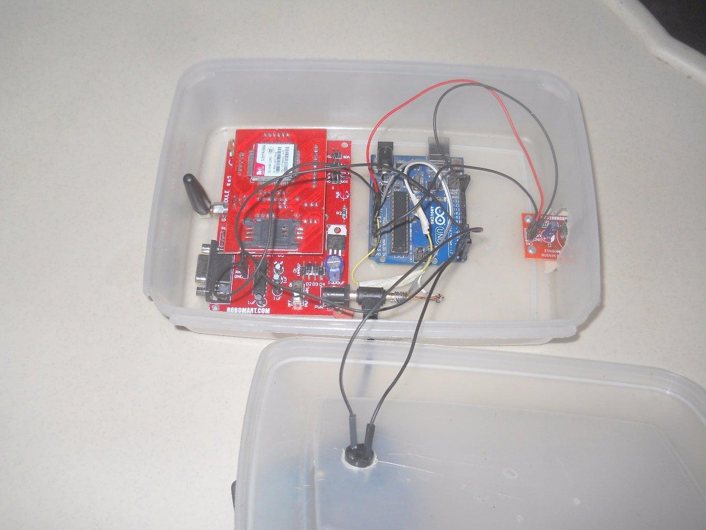 DIY Gas Leak and Smoke Detector