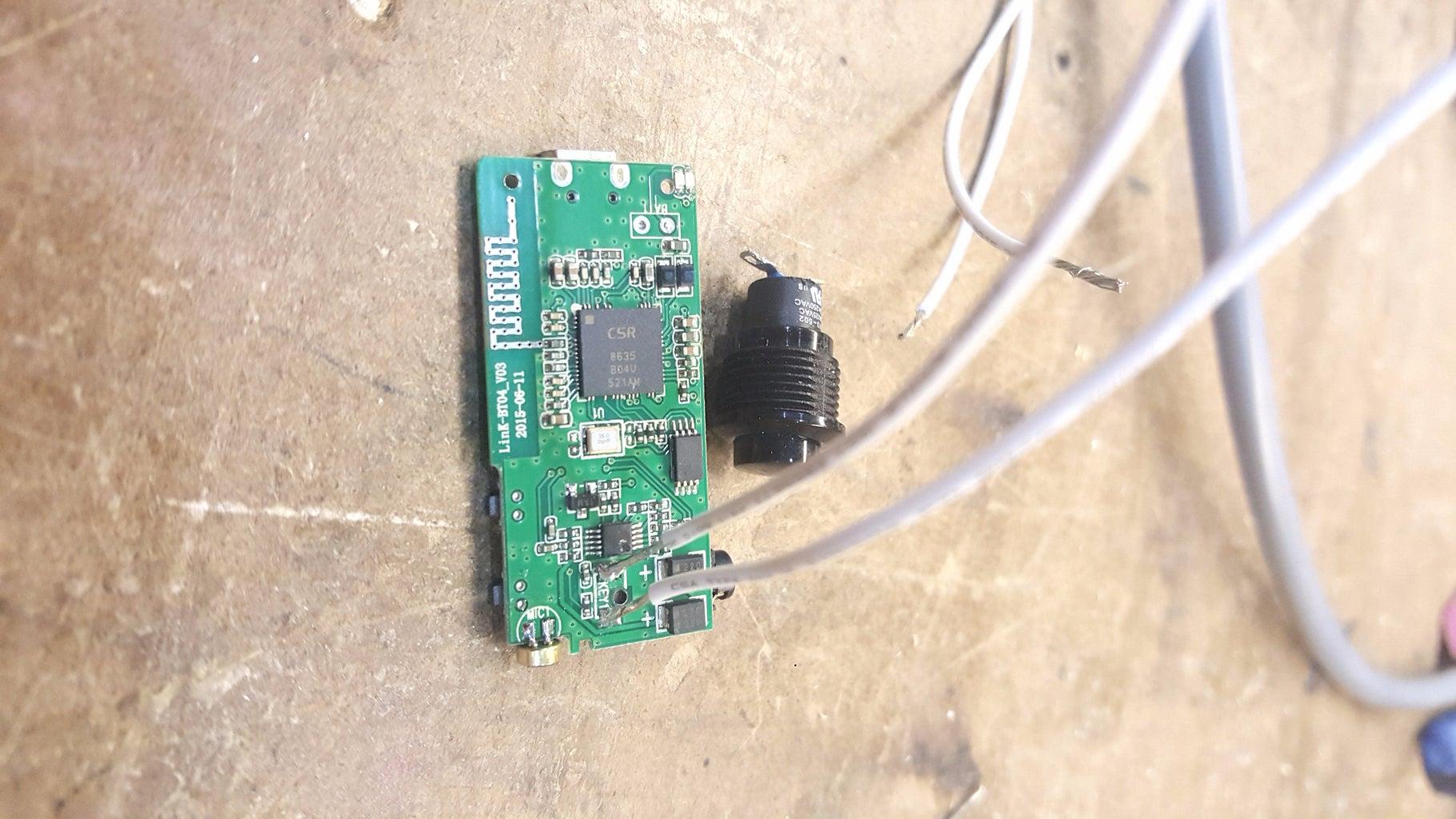 Adding Bluetooth