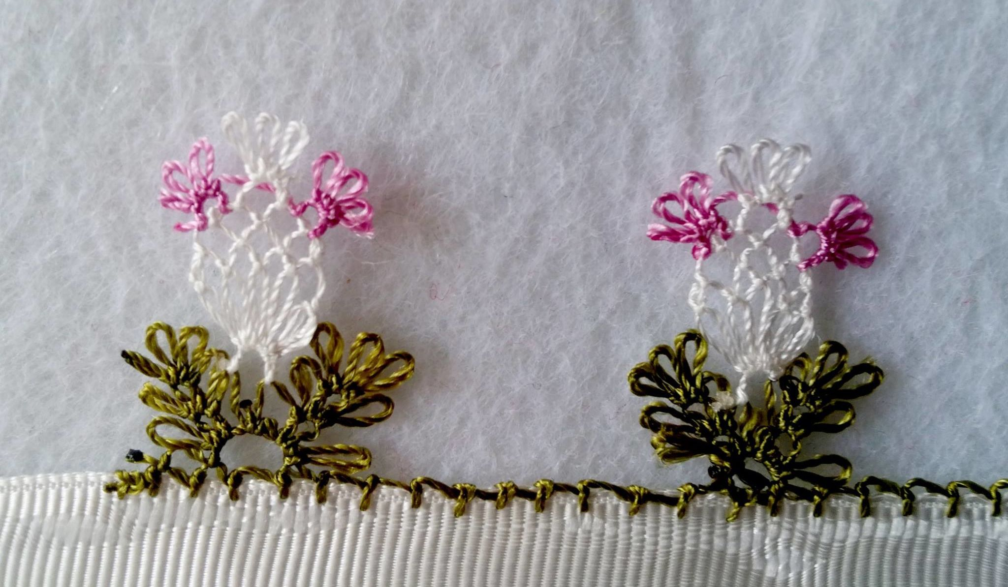 ♥  How to Make TURKISH LACE  ♥