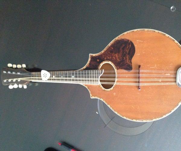 Re-build Stringed Instrument