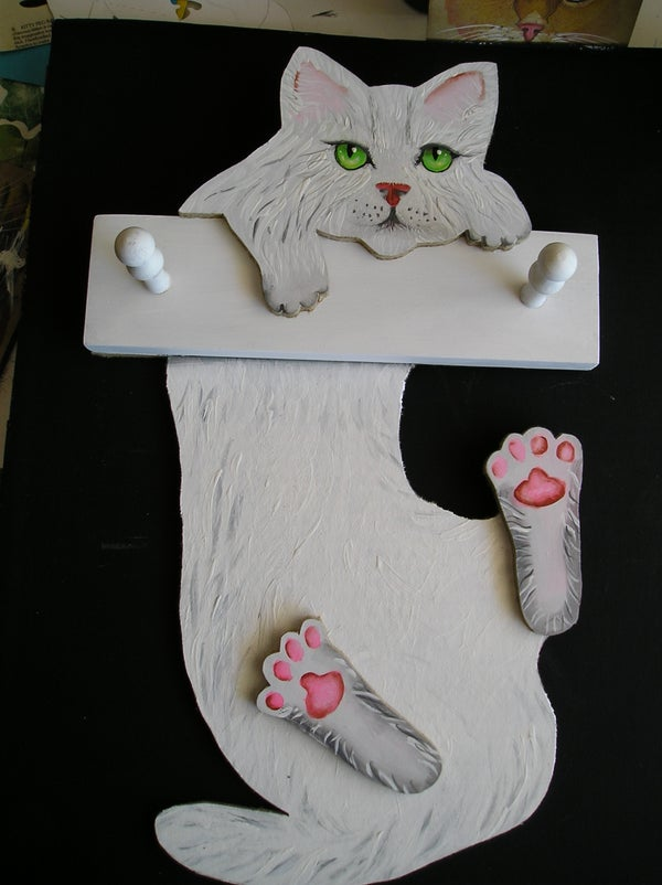 Make a CatRack