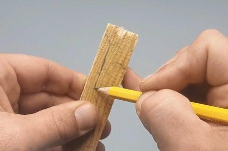 Marking the Shape